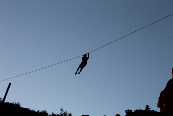 Image of Bryce Zipline vacation