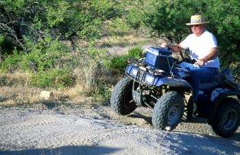 ATV Riding near Grand Canyon